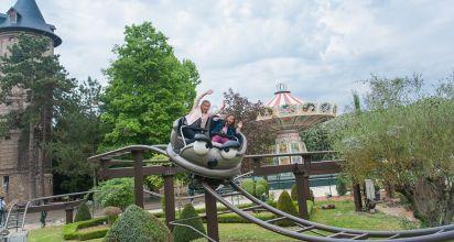 Le Jardin d'Acclimatation a ré-ouvert ce week-end au Bois de Boulogne après 9 mois de travaux