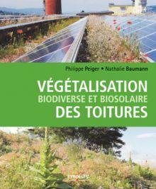 Un livre sur la végétalisation des toitures