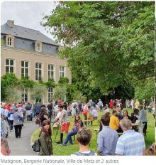 Nouveau succès de fréquentation pour la 17e édition française et la 2e édition européenne des Rendez-vous aux jardins,