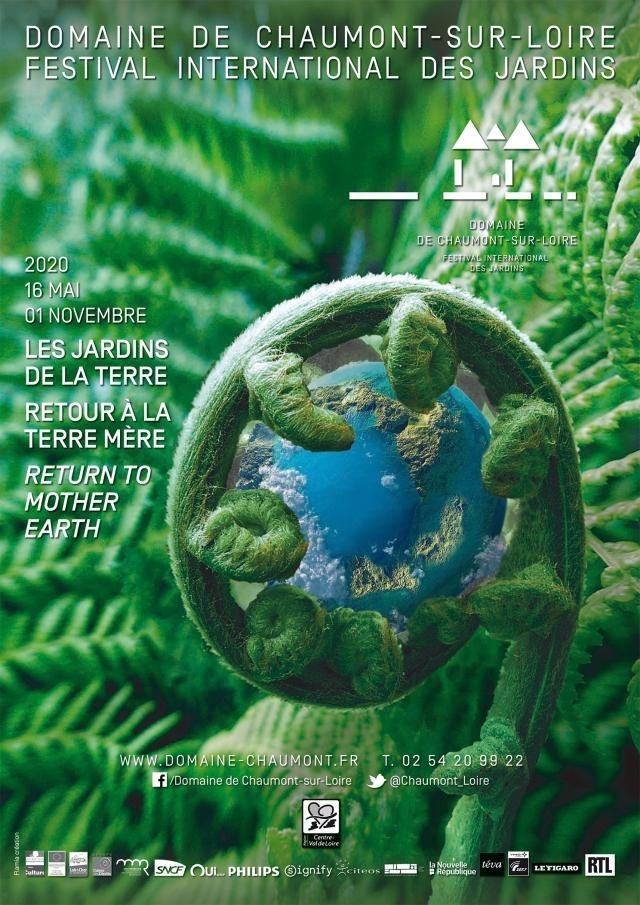 Réouverture du Domaine de Chaumont-sur-Loire à partir du samedi 16 mai 2020