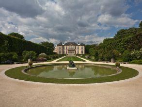 Réouverture du jardin de sculptures du musée Rodin depuis le 16 janvier