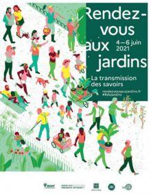 Rendez-vous aux jardins :  La transmission des savoirs