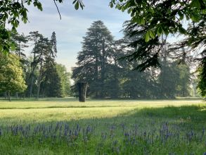 Réouverture des 32 ha de parcs et de jardins du Domaine de Chaumont-sur-Loire