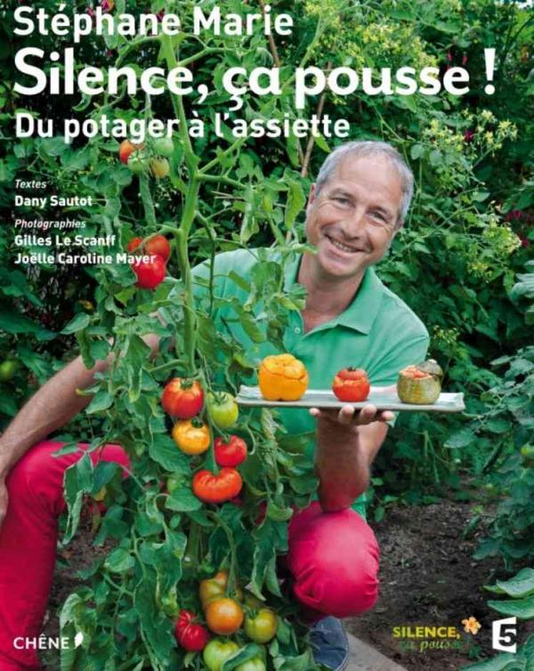 Silence a pousse du potager l 39 assiette beaux for Ca vient du jardin