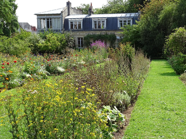 Le jardin botanique de la ville et de l 39 universit de caen - Residence les jardins de l universite ...