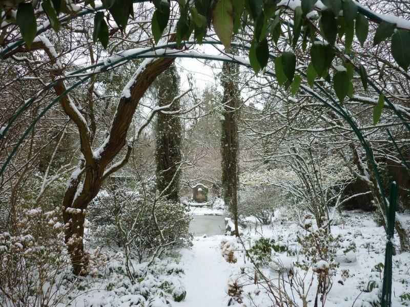 Le beau jardin de la petite rochelle beaux jardins et potagers - Petit jardin idee la rochelle ...