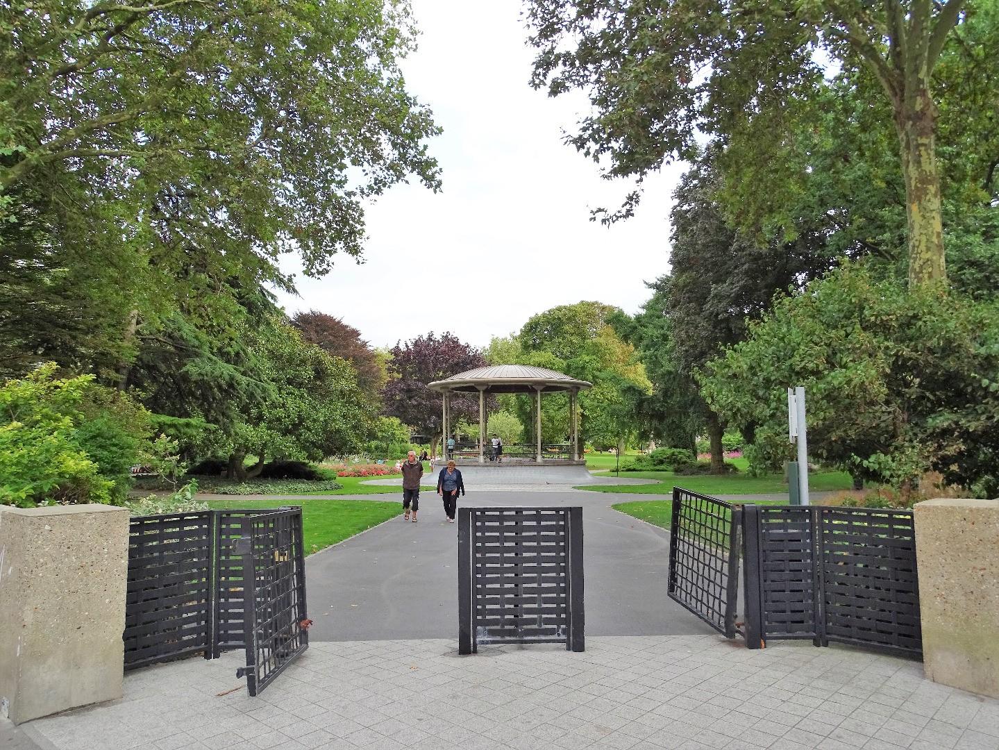 Square Saint Roch Beaux Jardins Et Potagers