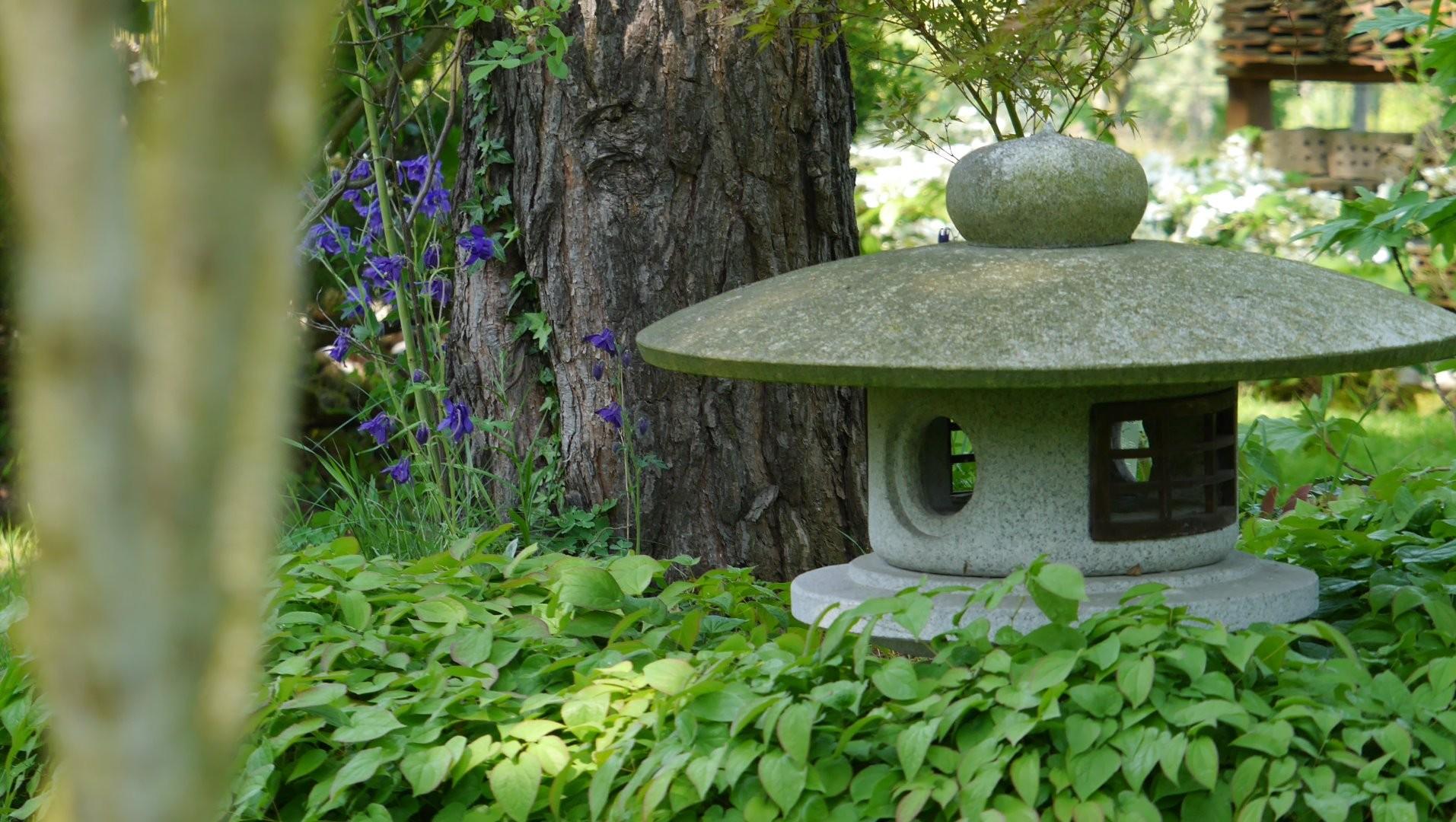 Photo Jardin Zen Chez Particulier le jardin chez pia et alain - beaux jardins et potagers