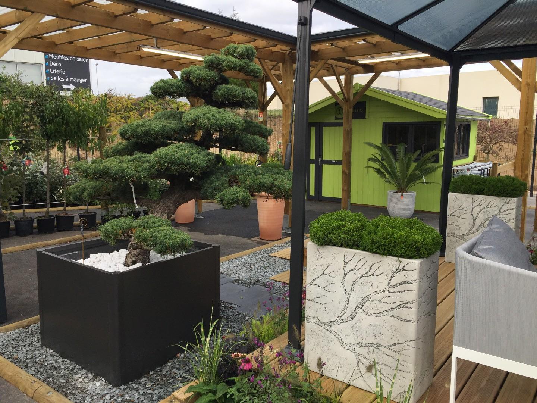 Une nouvelle jardinerie vient d\'ouvrir ses portes à Brest Kergaradec ...