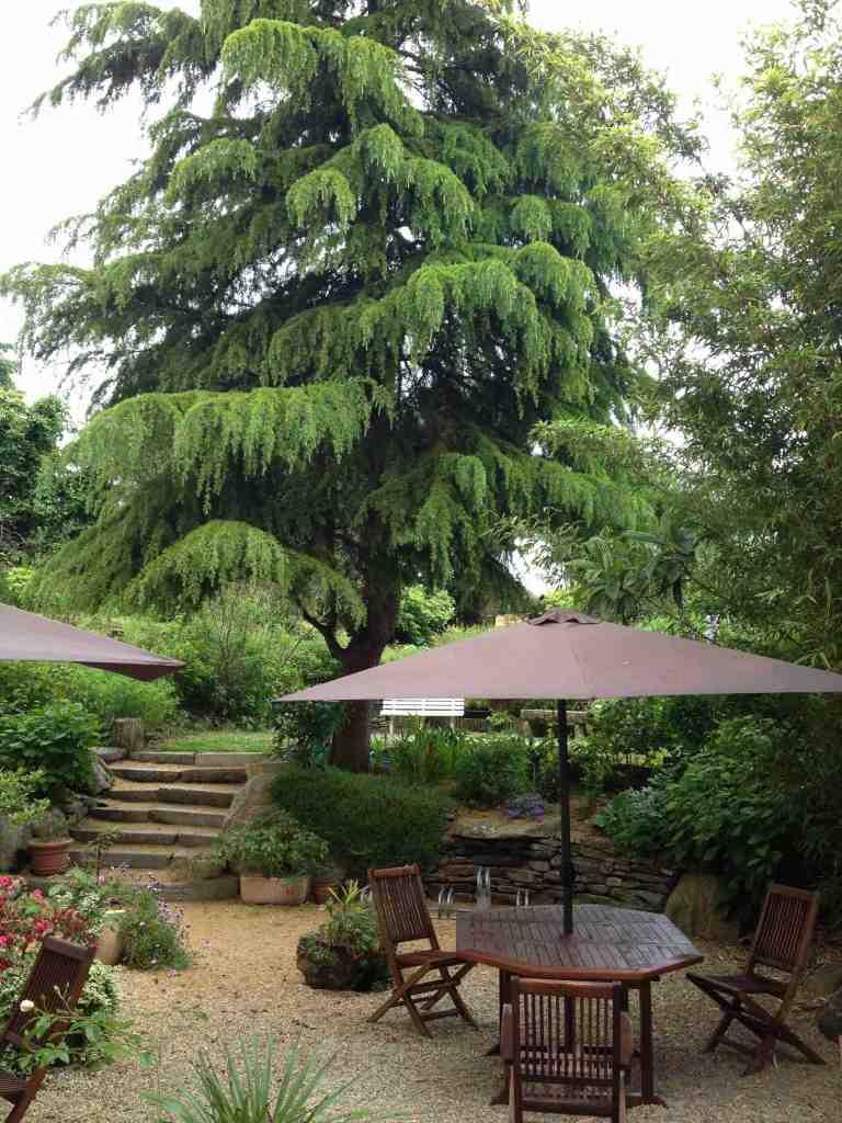 Le jardin de l 39 hotel ibis lannion beaux jardins et potagers for Jardin feerique ploeuc