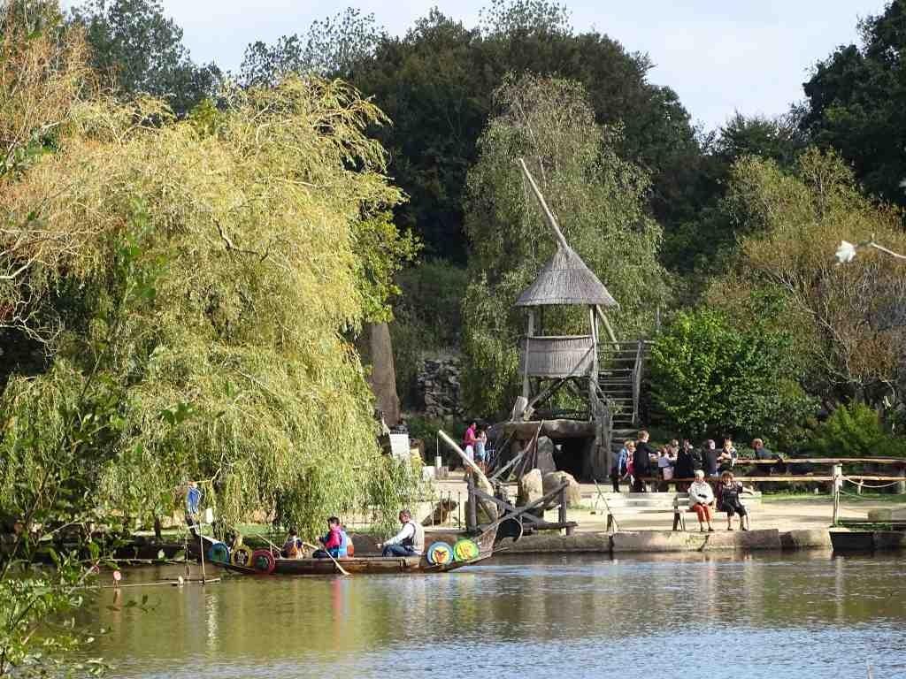 Bourg et parc du radome beaux jardins et potagers - Office tourisme pleumeur bodou ...