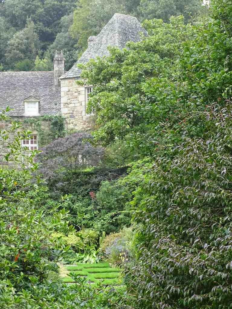 Les terrasses du jardin de kerdalo beaux jardins et potagers for Jardin hansen
