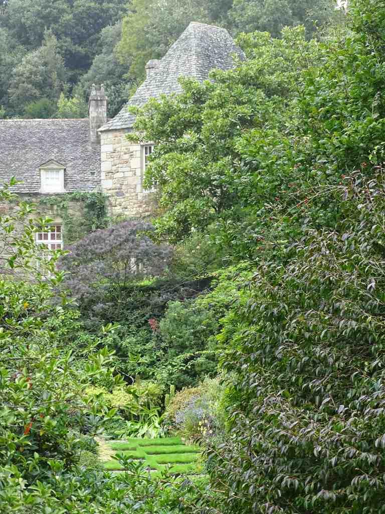 Les terrasses du jardin de kerdalo beaux jardins et potagers for Jardin kerdalo