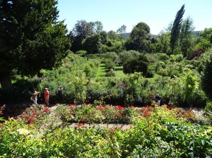 Le clos normand le jardin aux fleurs de claude monet for Le jardin normand