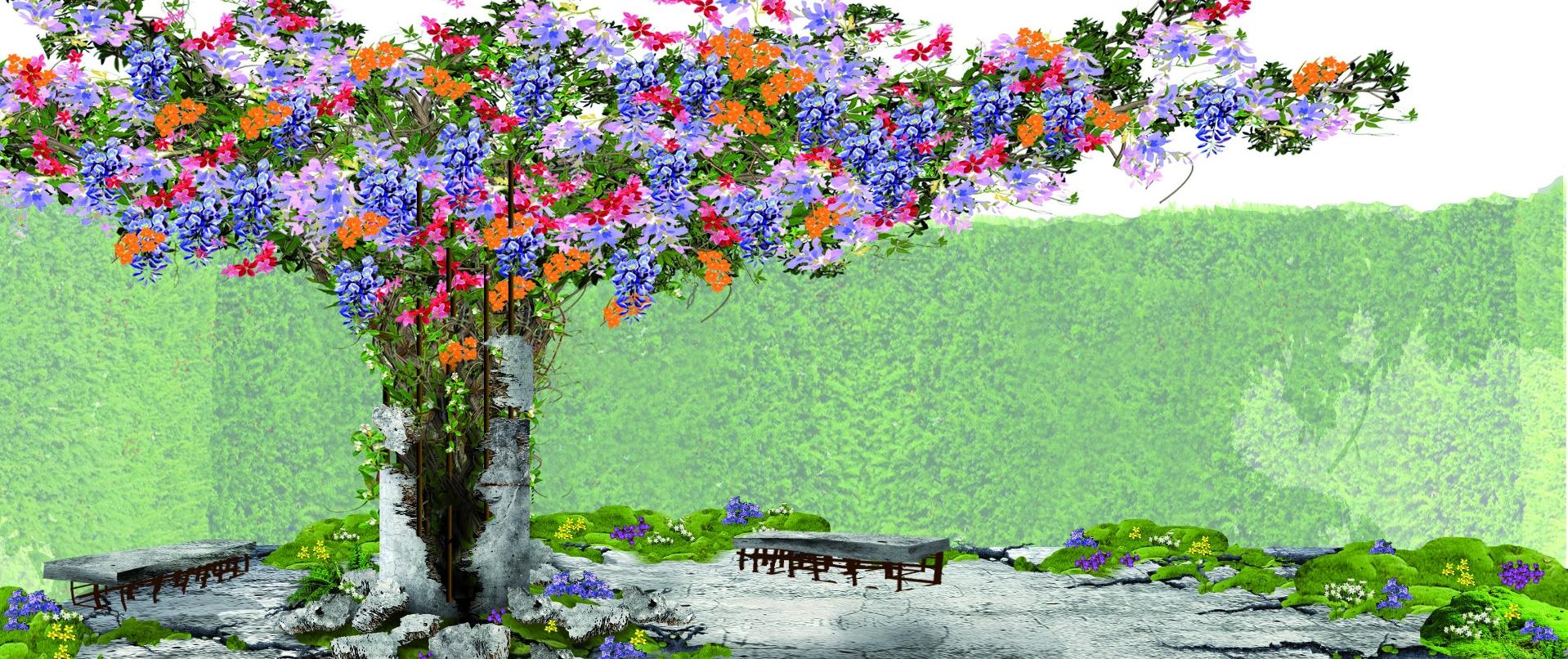 26ème Festival International des Jardins : Le pouvoir des fleurs