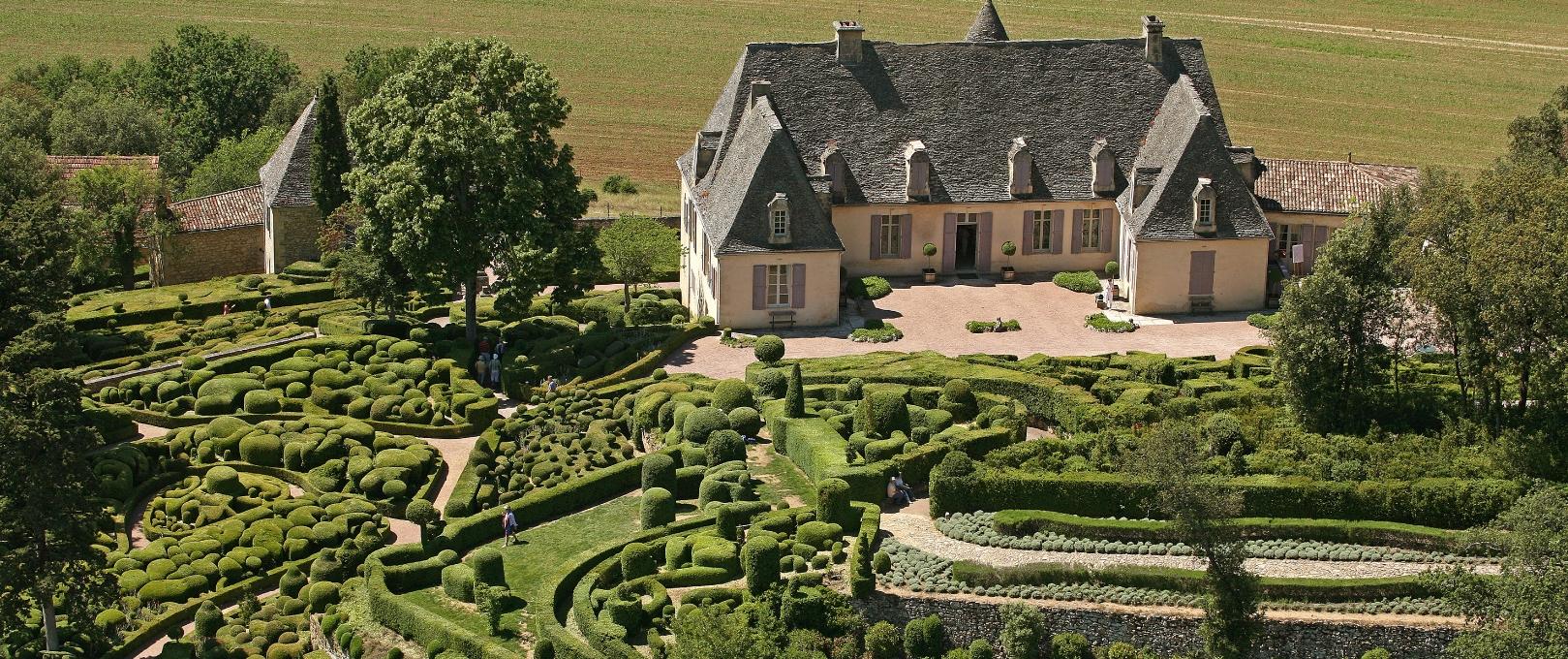 Les Jardins de Marqueyssac - Le Belvédère de la Dordogne