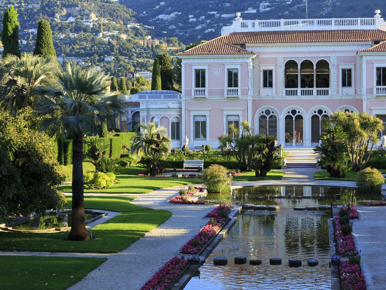 Les Jardins en Alpes-Maritimes - Beaux jardins et Potagers