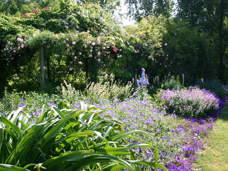 jardins des martels - beaux jardins et potagers