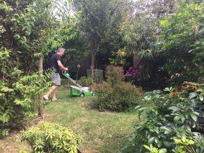 Attention aux bruits de jardinage et de bricolage