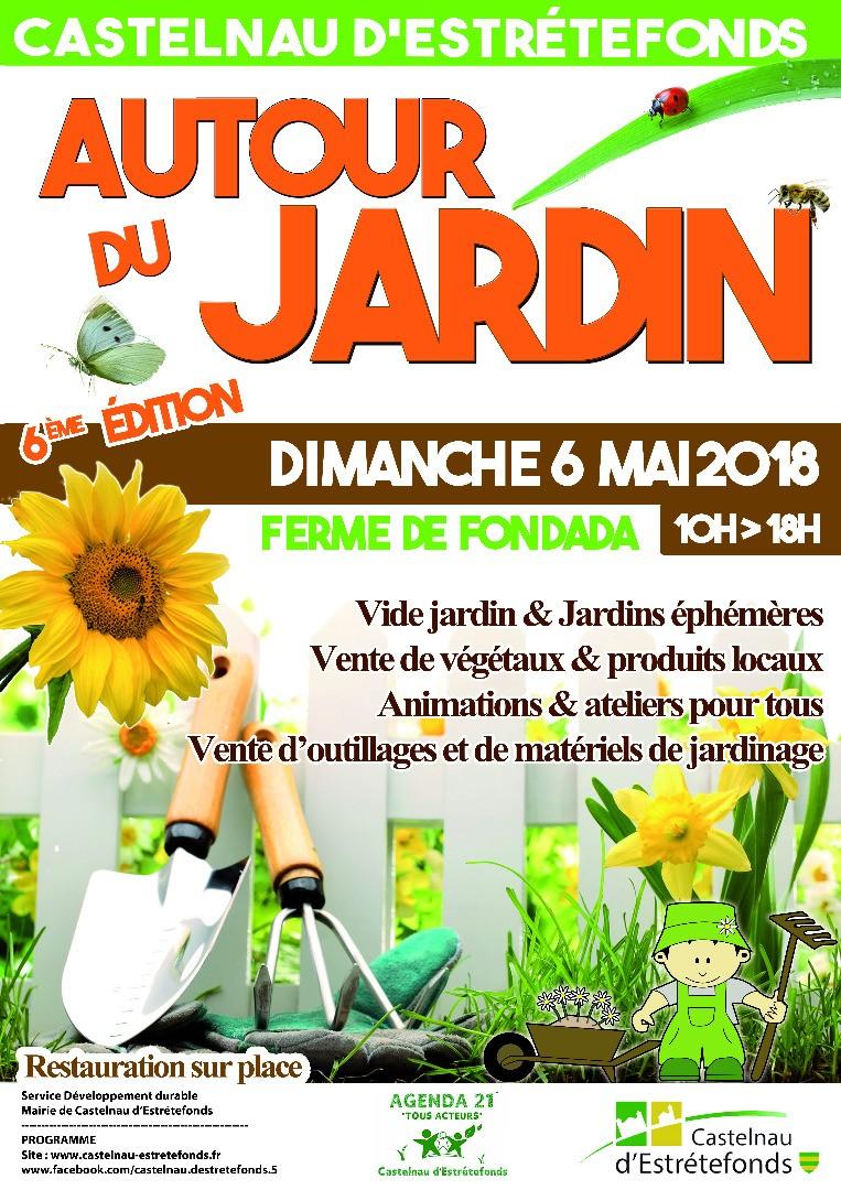 SALON AUTOUR DU JARDIN
