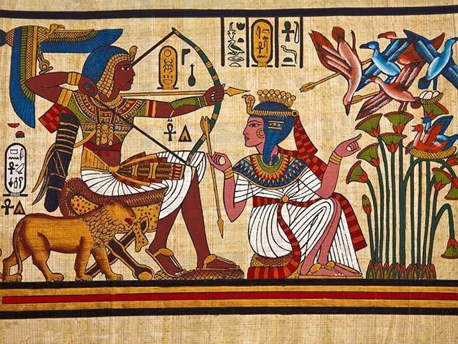 Visite guidée : PLANTES SACRÉES D'ÉGYPTE