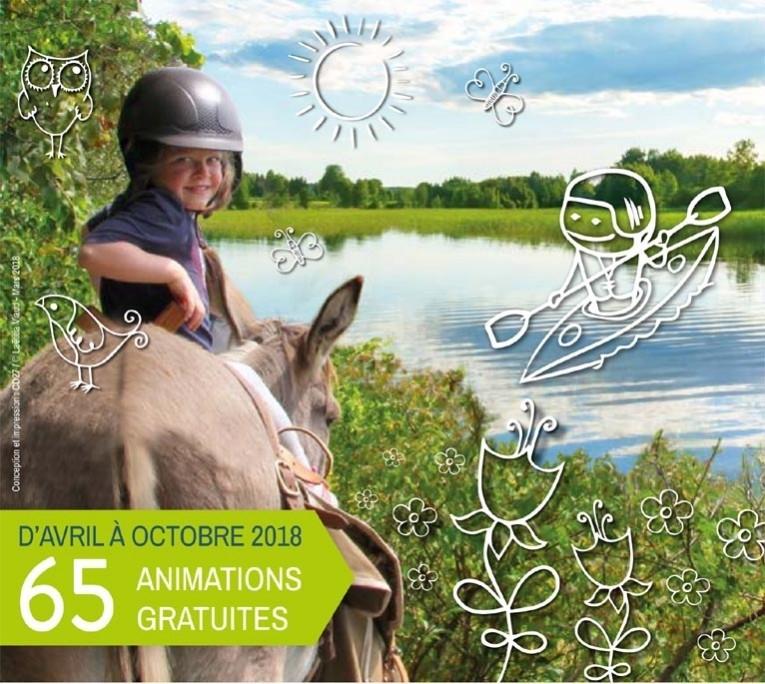 A partir du 6 avril, l'Eure propose au public de découvrir ses richesses et son patrimoine naturels au travers 65 animations, gratuites et ouvertes à tous