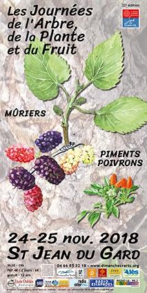 32 eme Journées de l'Arbre, de la Plante et du Fruit 2018