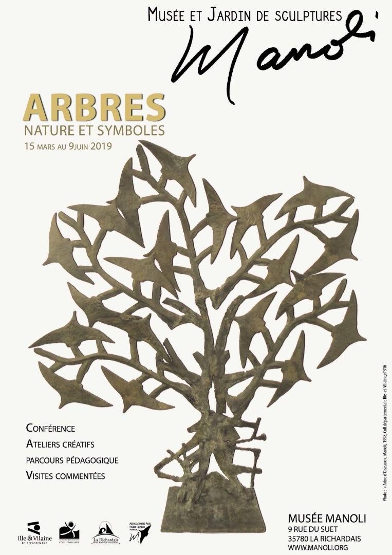 Exposition «ARBRES Nature et Symboles»
