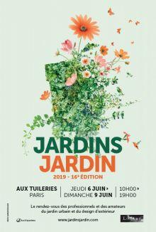JARDINS, JARDIN  16eme édition  Vite, plus de jardins en ville !