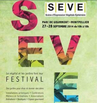 S.E.V.E : scène d'expression végétale éphémère