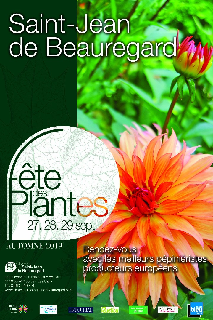 Fête des Plantes d'Automne de Saint-Jean de Beauregard