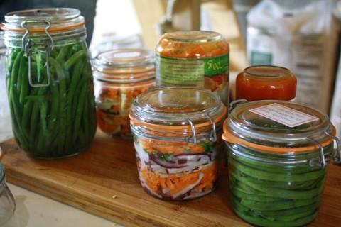 Stage transformation et conservation des fruits et légumes