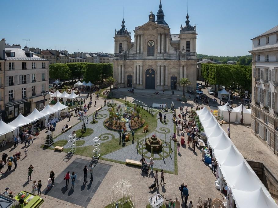 Esprit Jardin à Versailles , le rendez-vous des amateurs et des professionnels du jardin