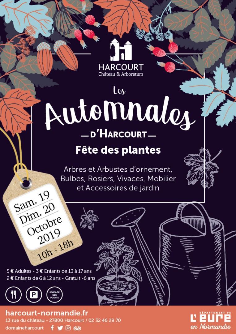 AUTOMNALES D'HARCOURT
