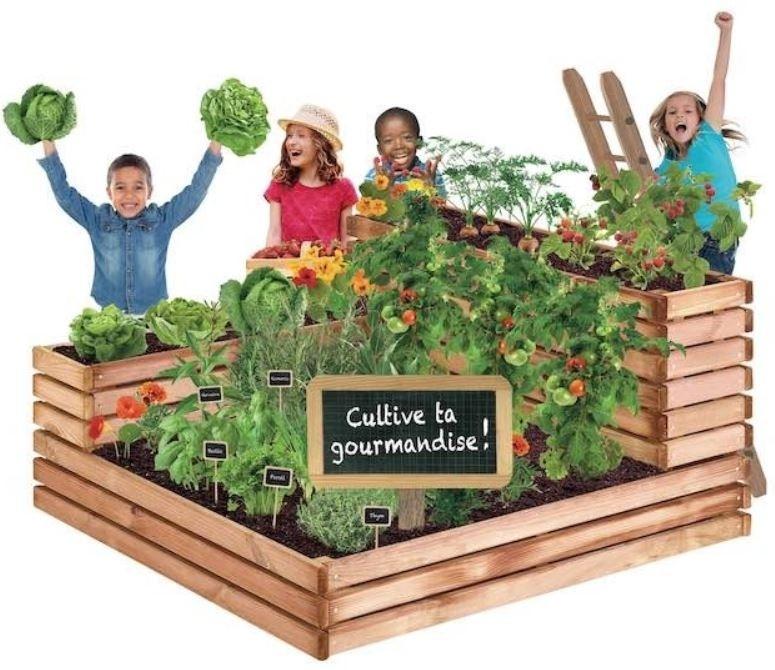 la Semaine du Jardinage pour les écoles 22eme édition