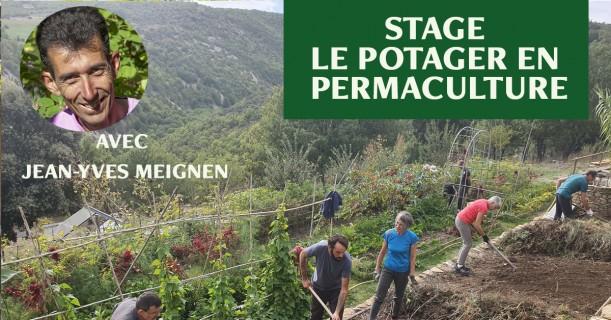Stage : le potager en permaculture