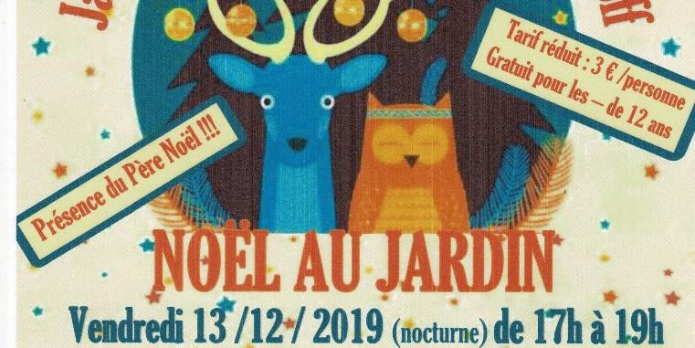 Noël au jardin - 3ème édition