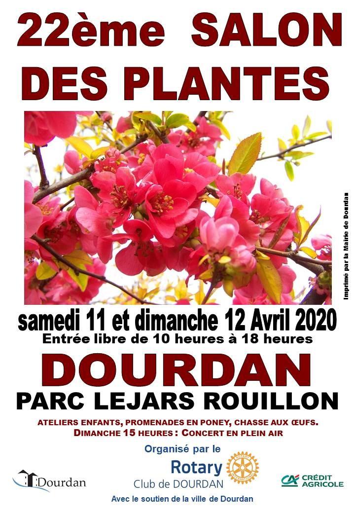 22ème SALON DES PLANTES DE DOURDAN