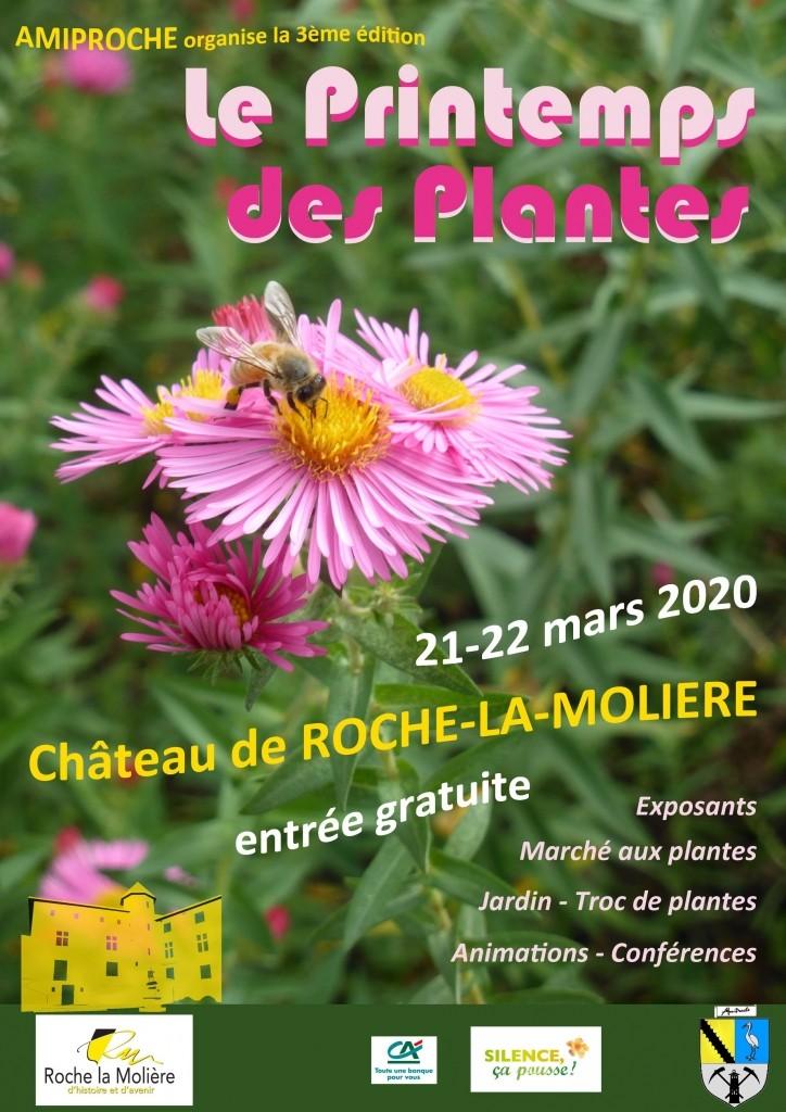 Le printemps des plantes 2020