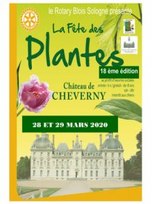 La Fête des Plantes du Rotary Blois Sologne