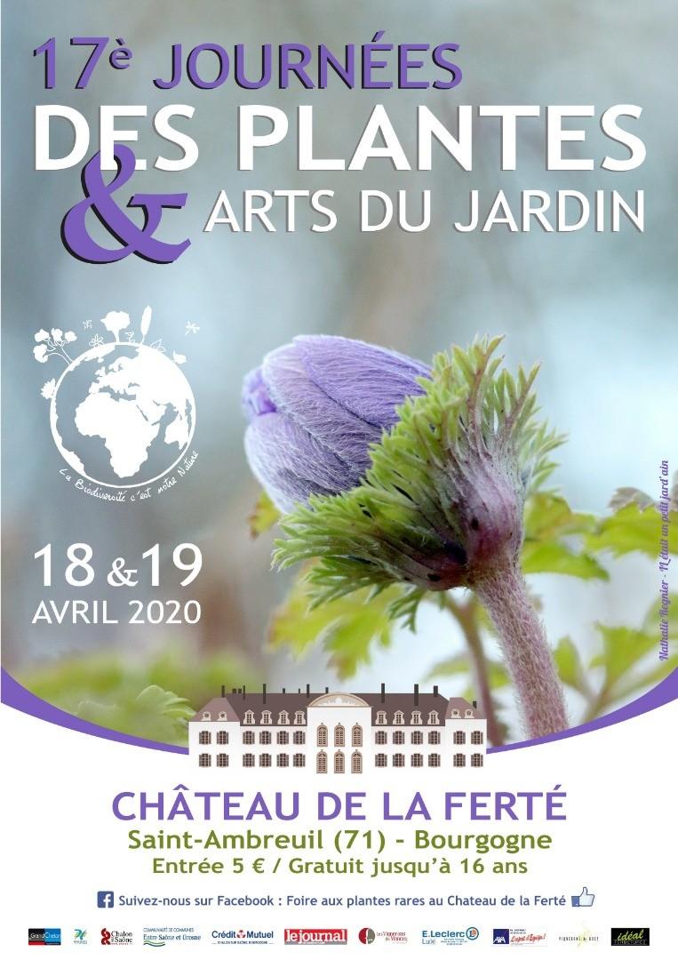 Journées des plantes et arts du jardin de la Ferté