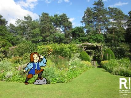 Jeu de Piste : Art des Jardins