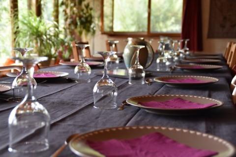 Visite guidée suivie de notre Table Paysanne