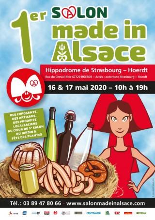 1er Salon Made in Alsace 2020 Strasbourg