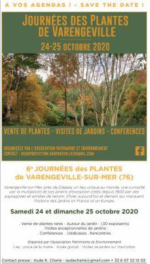 6eme Journées des plantes et des jardins de Varengeville-sur-mer (76)