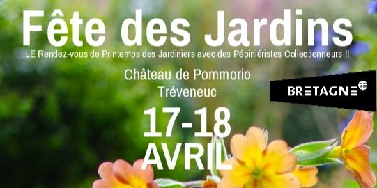 Fête des Jardins du Château de Pommorio