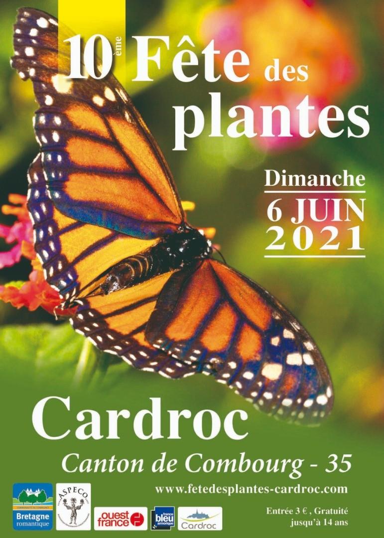 10ème Fête des Plantes de Cardroc