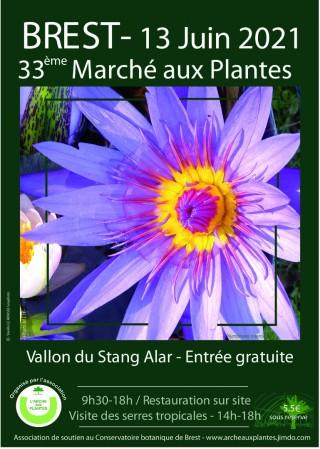 33ème Marché aux Plantes de Brest