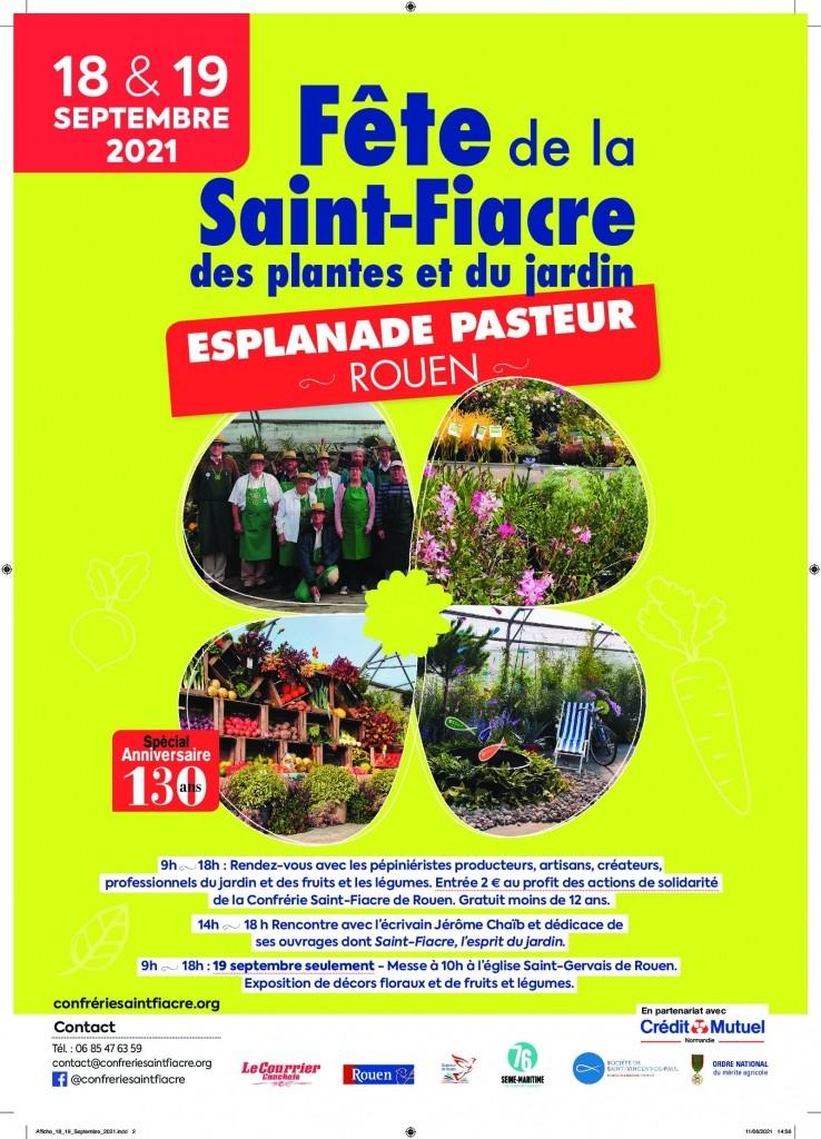 Fête de la Saint-Fiacre, des plantes et du jardin
