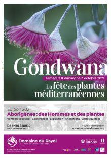 Gondwana au Domaine de Rayol, 17 eme édition